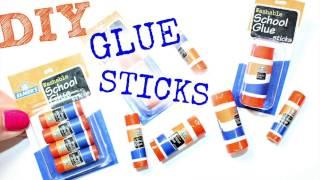 DIY Glue Sticks