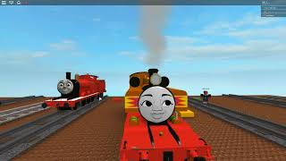 Roblox Train Games of Thomas and Friends