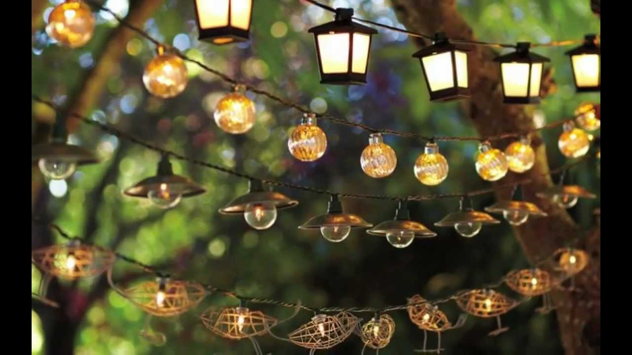 Eclectic outdoor lighting ideas by pottery barn youtube eclectic outdoor lighting ideas by pottery barn aloadofball Images