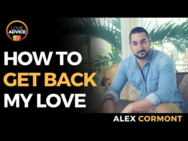Short Term Relationship: How To Get Back With My Love?