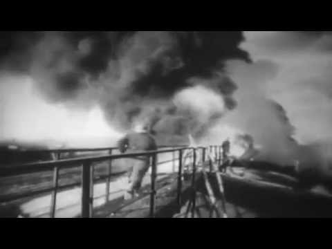 Captured Nazi Film: Ploesti, Roumania, 09/1944 (full)