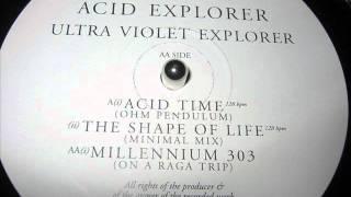 ACID EXPLORER-THE SHAPE OF LIFE (MINIMAL MIX)