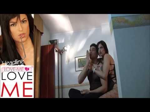 Nando Colelli Grande Fratello e Sara Tommasi Isola dei Famosi - Film Backstage