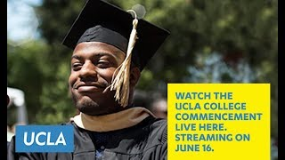 2017 UCLA College Commencement Ceremony | 7pm thumbnail