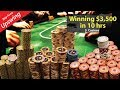 Poker Vlog 6: $3500 Upswing @ 3 Bay Area Casinos - YouTube