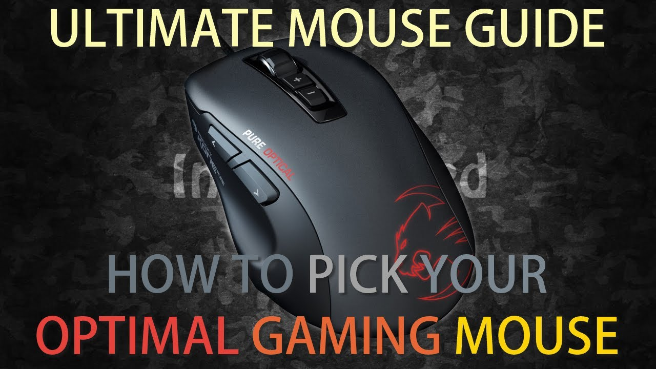 V Mouse Guide [Guide] The Ultimate M...