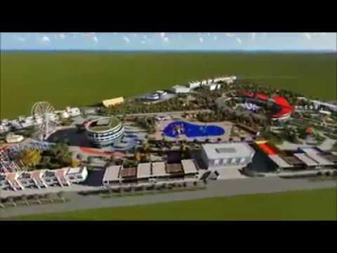Parc d'attraction ' ABIBAS LAND ' Oran - Algérie -
