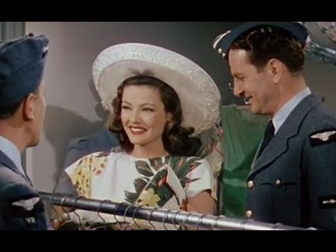 Thunder Birds: Soldiers of the Air (1942)  Gene Tierney, Preston Foster, John Sutton