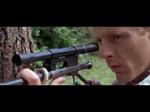 Download The Day of the Jackal  (1973) custom-made rifle & test fire - 1080p HD