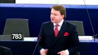 If you want to dump TTIP, dump the EU - Tim Aker MEP