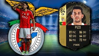 FIFA 18 - INFORM PIZZI (84) PLAYER REVIEW- MOST BALANCED CARD ON THE GAME?