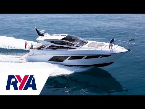 Sunseeker Predator 57 Luxury Yacht Boat Tour -  Londononwater Boat Show