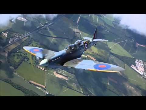Spitfire MJ627 www.flyaspitfire.com