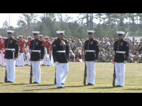 """U.S. Marine Corps """"The Commandant's Own"""" Drum & Bugle Corps, Silent Drill Platoon, and Color Guard"""
