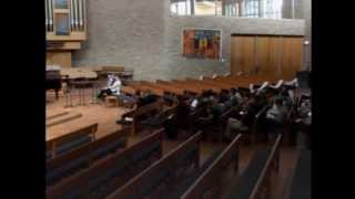 Daily Chapel, September 25th, 2015