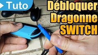 [TUTO] Nintendo Switch : débloquer une dragonne insérée à l'envers dans un Joy-Con