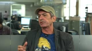 Tvfolha Ao Vivo: 'Não Gosto De Confusão; Eu Reajo Para Não Rastejar', Diz Cláudio Assis