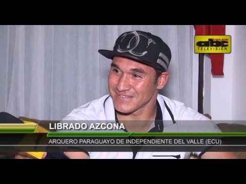 Librado Azcona, el arquero sensación de la Copa Libertadores de América 2016
