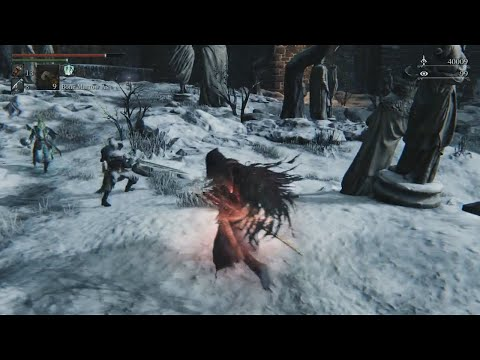 Bloodborne PvP: Welcome to Cainhurst