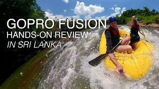 GoPro Fusion 360 Camera Review | Test Footage | Good Enough for Professional Use?