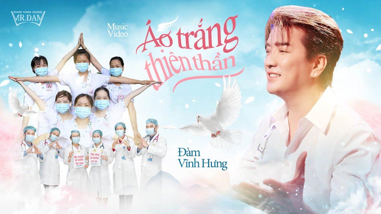 Áo Trắng Thiên Thần | Đàm Vĩnh Hưng | Official MV | #Stayhome #withme