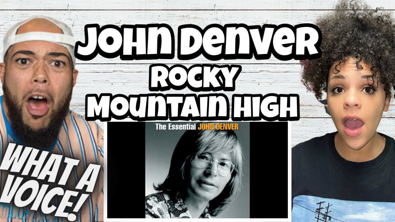Download WE'RE SPEECHLESS!..  FIRST TIME HEARING John Denver - Rocky Mountain High REACTION