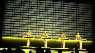 Kraftwerk-Numbers/Computer World (Live At The Tate Modern London 09...