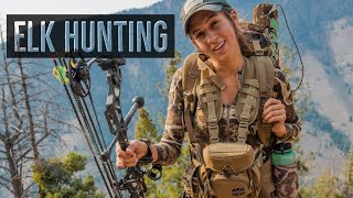 A Mountain Lion STALKED Us While Elk Hunting | Life on the Road VLOG 21
