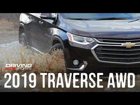 2019 Chevrolet Traverse Premier AWD Full Review #drivingsportstv