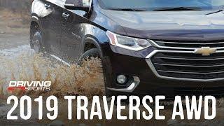 2019 Chevrolet Traverse Premier AWD Full Review #drivingsportstv