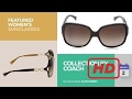 Sale 2017 Collection By Coach Featured Women's Sunglasses