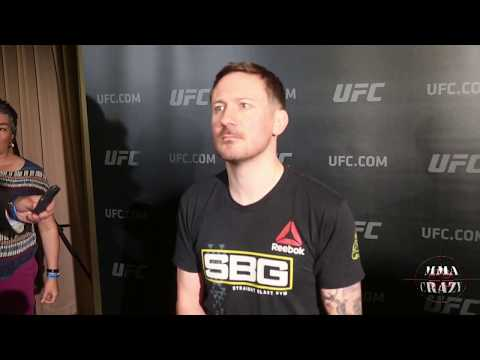 Thumbnail: John Kavanagh reacts to Conor McGregor vs. Floyd Mayweather Press Conference, Gunnar Nelson