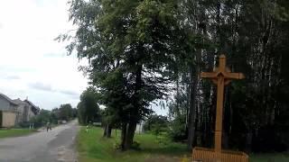 �������� ���� Деревня в Литве. Дома старой постройки.Nр.1 ������