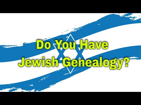 AF-272: Jewish Surname and Their Meanings | Ancestral Findings Podcast