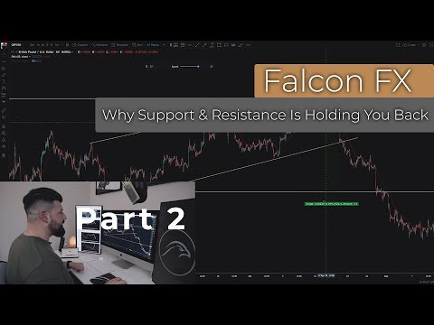 Falcon FX | Why Support & Resistance Is Holding You Back Part 2!