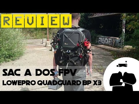 Lowepro QuadGuard BP X3 | Review