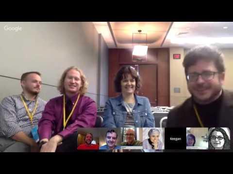 VConnecting #OpenEd16 Mike Caulfield, John Stewart & Keegan Long-Wheeler