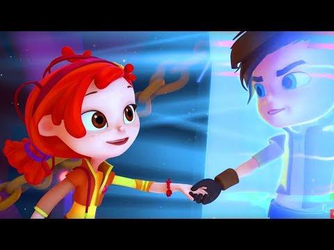 Смотреть магический планшет мультфильм