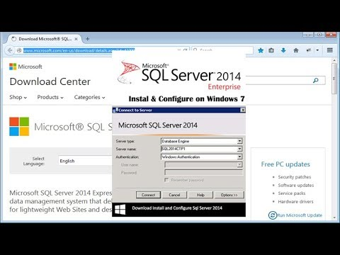 Windows 7 microsoft sql server | Microsoft SQL Server  2019-06-07