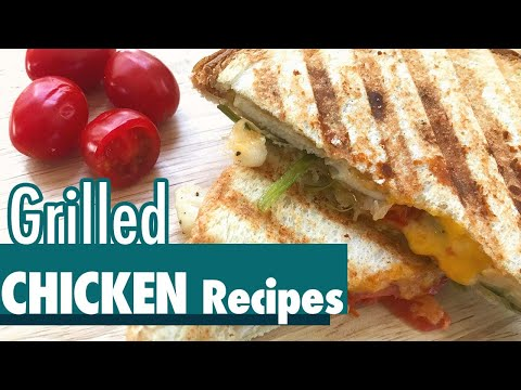 quick-grilled-chicken-tenders-|-2-healthy-ways-|-grilled-chicken-sandwich-&-chicken-salad-recipes