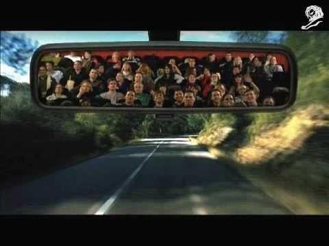Rear View Mirror Cinema Europcar Germany Europcar Minibus