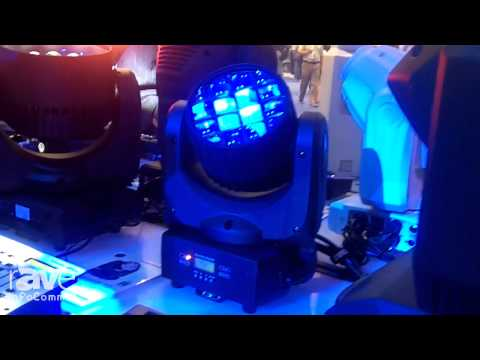 InfoComm 2014: ADJ Details the Vortex 1200