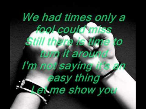 I Promise You That By Westlife Lyrics