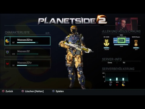 PS4/German Planetside 2 habt ihr fragen zum spiel?