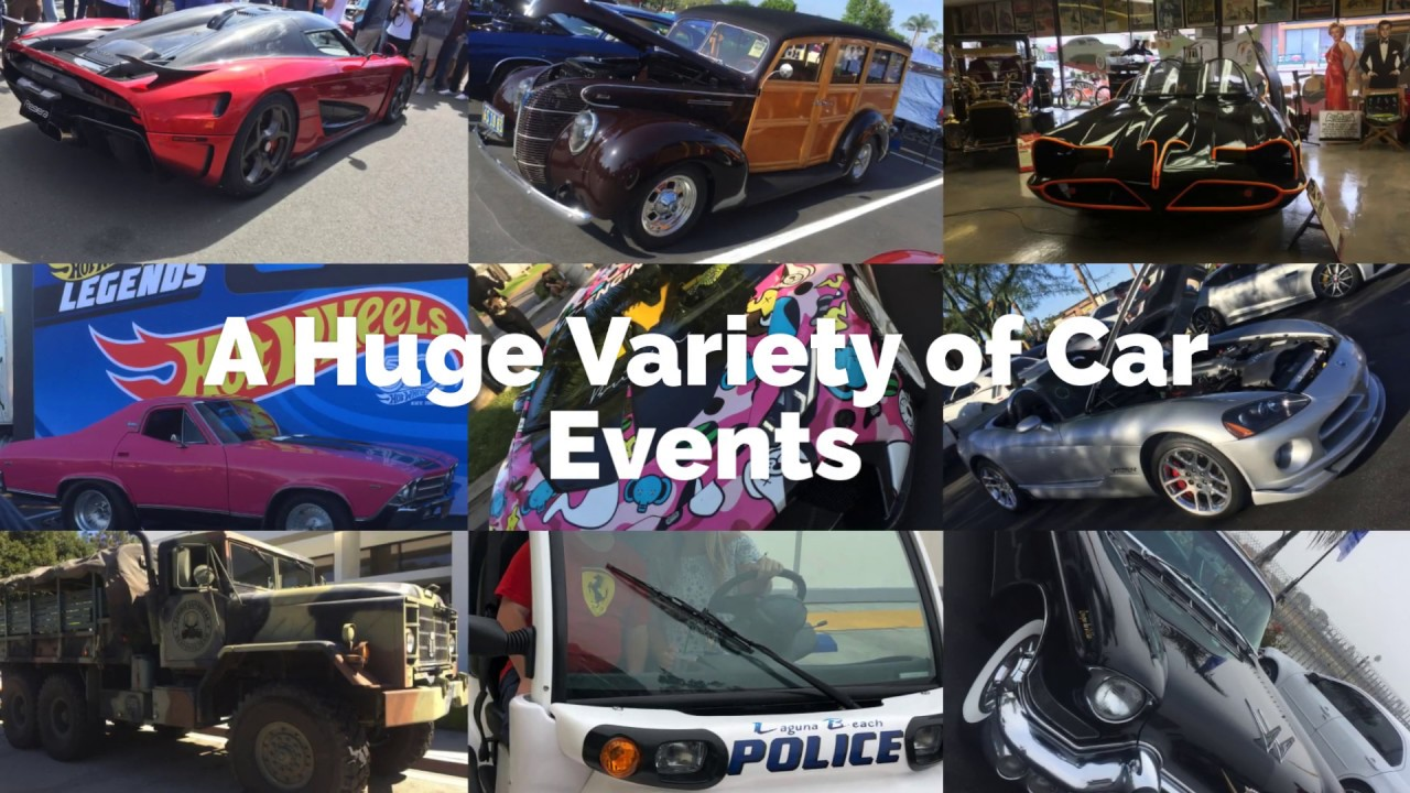 Videos Of Car Shows Car Museums Car Meets In Socal Los Angeles Orange County San Diego Etc