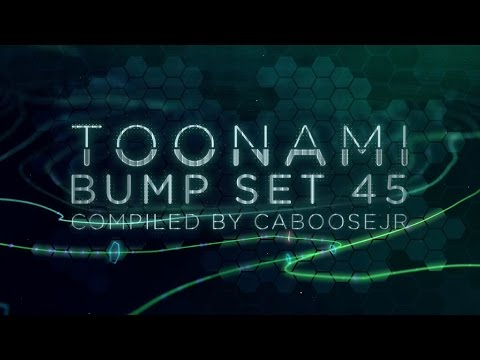 Toonami - 2017 Bumps Hodgepodge Part 45 (HD 1080p)