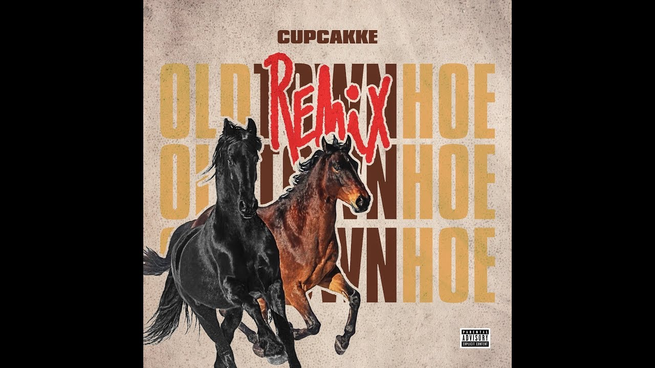 CupcaKKKe - Old Town Hoe (Old Town Road Remix)