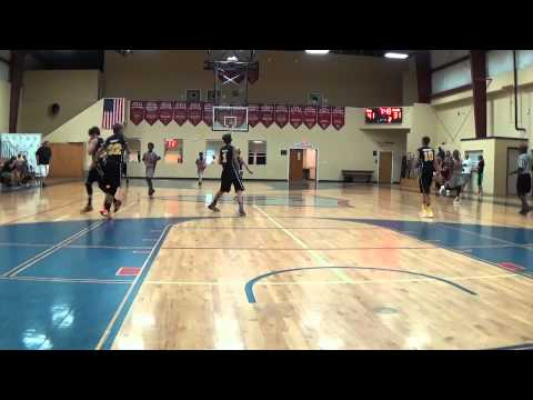 SWVA Heat vs Swish City Magic-Stevenson