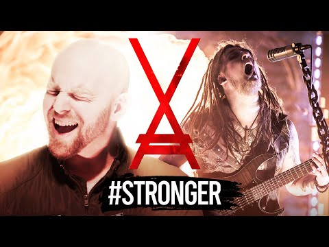 CueStack - Stronger (Official Music Video)