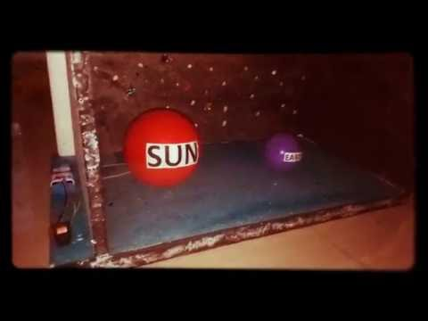 School Project - Sun and Earth ( www.schoolprojectcenter.in )